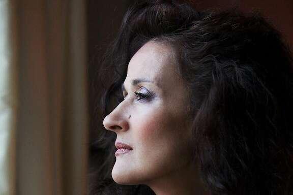 Jazz vocalist Teresa Souter.