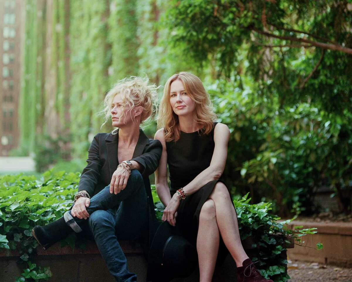 After years of making albums on their own, sisters Allison Moorer and Shelby Lynne this year released