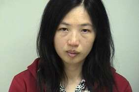 Ting Lu, a Westport resident, was twice charged with third degree assault after dragging a man and assaulting him in two separate instance in Nov.