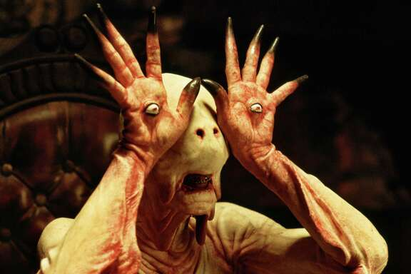 "A scene from the film ""Pan's Labyrinth."""