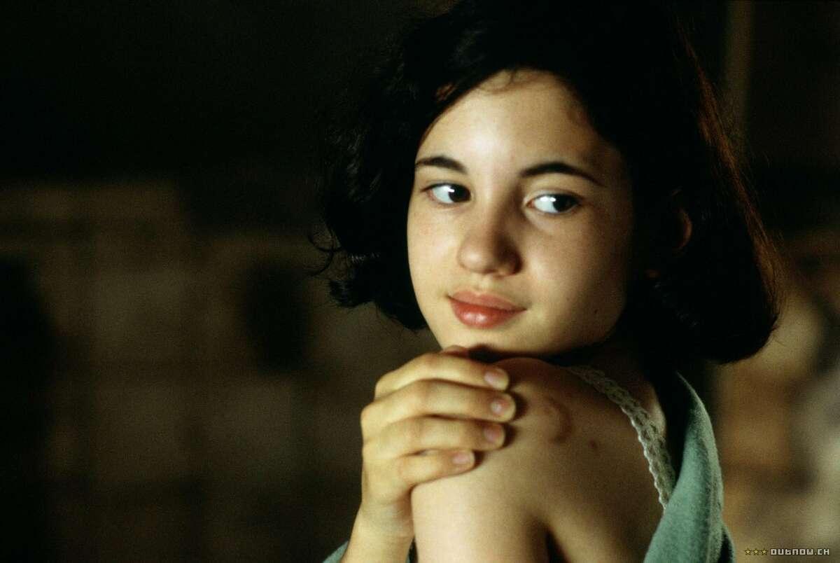 Ivana Baquero in PAN'S LABYRINTH