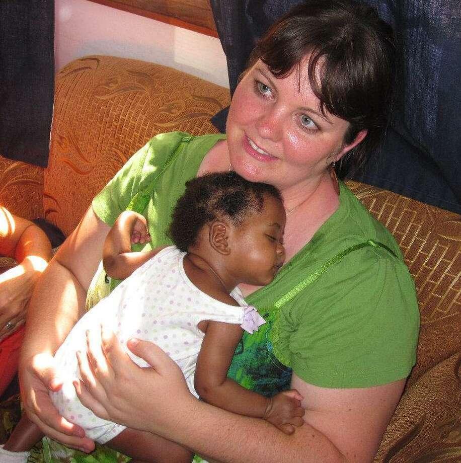 Katrina Reyna traveled to Uganda on three separate missions for her church. Photo: Courtesy Photo