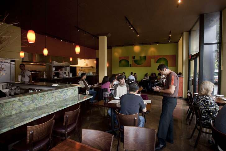 An Interior view of Limon Rotisserie in San Francisco on Monday, Aug. 17, 2009.