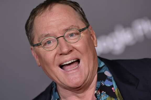 Director John Lasseter arrives at the premiere of Walt Disney Animation Studios' 'Zootopia' at the El Capitan Theatre on February 17, 2016 in Hollywood.