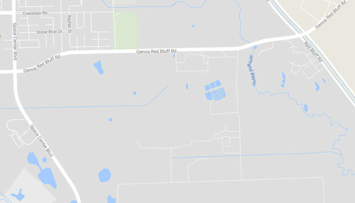 Pasadena Where it is: Genoa Red Bluff Rd. between Space Center Blvd. and Red Bluff Rd.