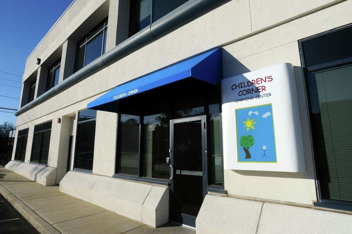 The Children's Corner Learning Centre on Southfield Avenue in Stamford, Conn. on Tuesday, Nov. 21, 2017. Children's Corner is shutting down for good next week with short notice given to parents, who must now find alternate child care.