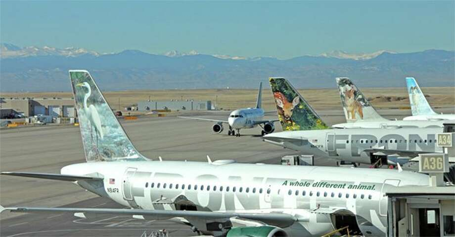 Frontier Airlines is planning a massive fleet expansion. (Image: Jim Glab)