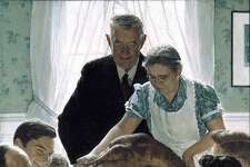 "Norman's Rockwell's ""Freedom from Want"" honors the American tradition of Thanksgiving. As you eat your Thanksgiving dinner, ponder how much you know about the holiday."