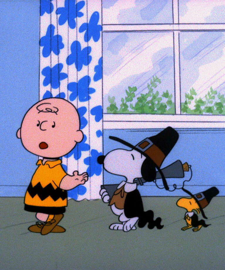 SH0509460000 1111_43 ABC 11-16-2001 8:00 PM A Charlie Brown Thanksgiving Best Bet The Peanuts gang gathers for a feast in the Emmy-winning holiday classic 'A Charlie Brown Thanksgiving' Friday, Nov. 16, on ABC (8-8:30 p.m. ET). 4x6 Color 72dpi Photos-Jay