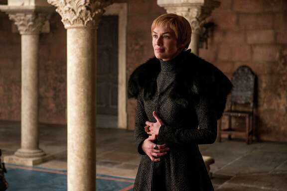 "Lena Headey, as Cersei Lannister, is one of the stars of HBO's ""Game of Thrones."""
