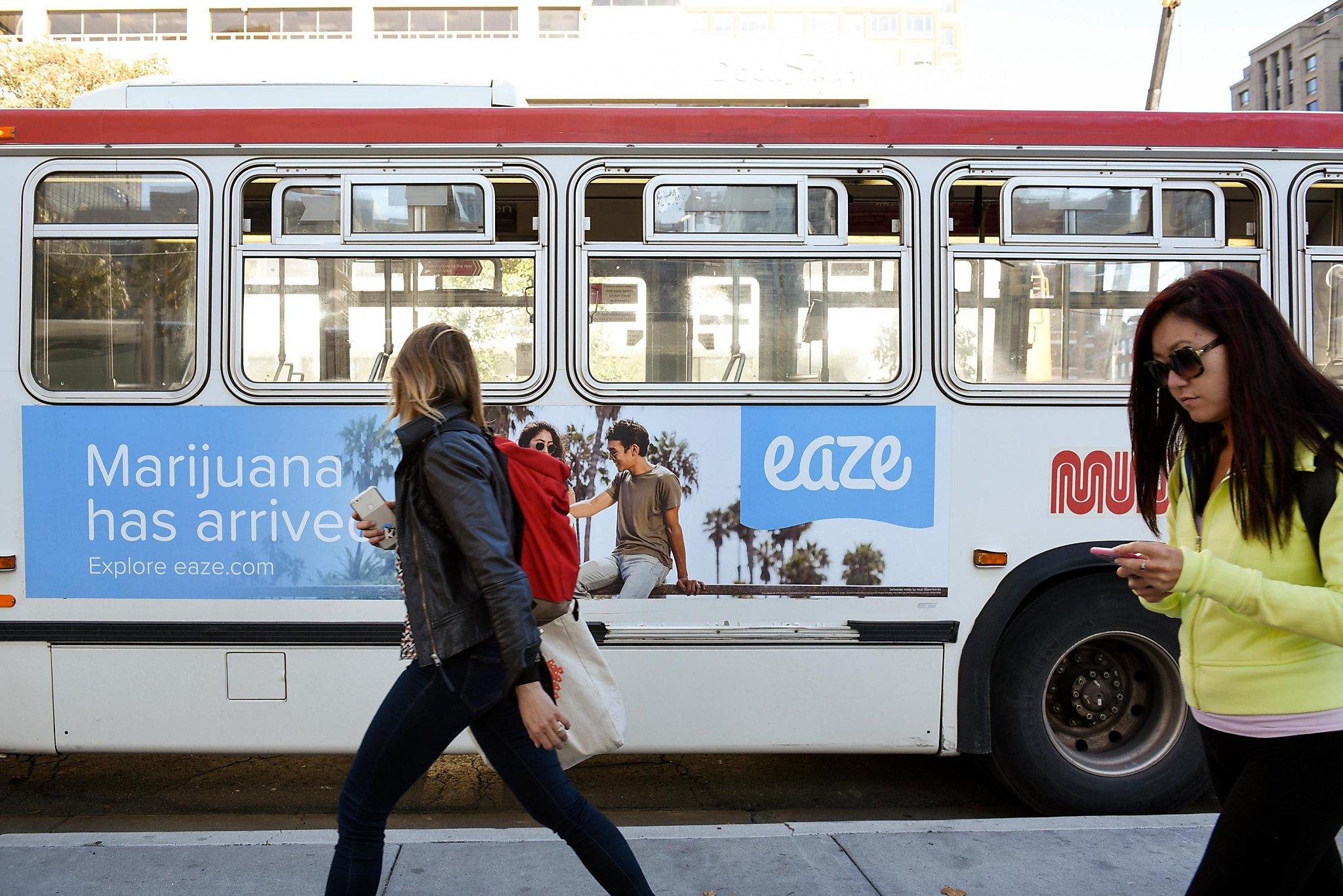 Been snubbed by a Muni bus that didn't stop for you? The SFMTA offers some explanations. | San Francisco Gate