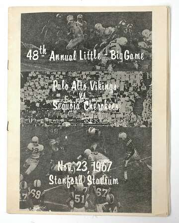 Sequoia-Palo Alto: when the Little Big Game was the biggest in town on