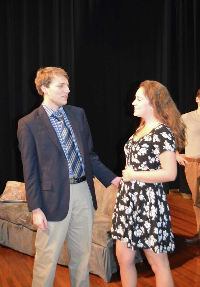 """Students from Mercy High School and Xavier High School in Middletown will stage """"You Can't Take It With You"""" Nov. 29-30 at Mercy High School. Photo: Contributed Photo/Not For Resale"""