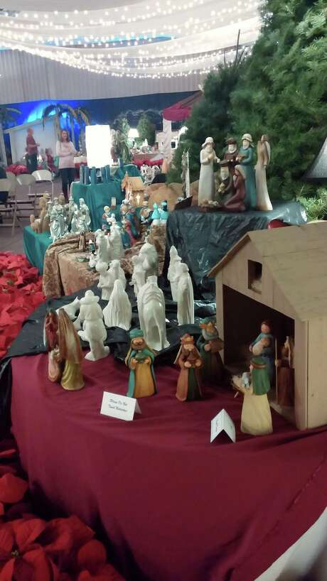 The 20th annual Nativity Exhibit and Music Festival is scheduled for Dec. 1-2 at the Church of Jesus Christ of Latter-day Saints in Kingwood. Photo: Courtesy