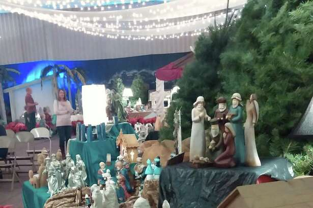The 20th annual Nativity Exhibit and Music Festival is scheduled for Dec. 1-2 at the Church of Jesus Christ of Latter-day Saints in Kingwood.