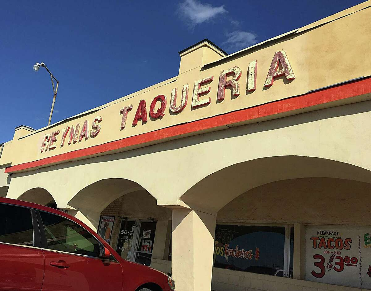 Reyna's Taqueria: 4722 S. Hackberry St., San Antonio, TX 78223  Date: 12/07/2017 Score: 67 Highlights: Food not held at correct temperature (rice, chorizo, bacon); food not protected from cross-contamination; employee seen handling tortillas with bare hands; poisonous/toxic materials seen stored near clean dishes; food must be cooled using proper method; prepared foods must be labeled with expiration date; food must be stored at least 6 inches off floor; nonfood contact surfaces must be free of dirt, dust, food debris