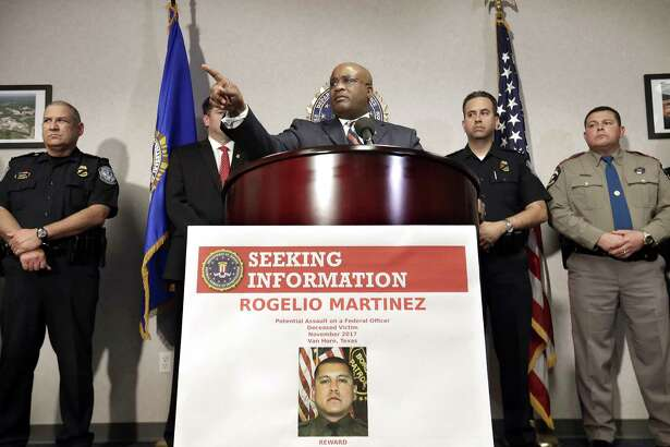 Emmerson Buie Jr., the FBI Special Agent in Charge of the El Paso field office, did not say why they believe the agents may have been attacked.