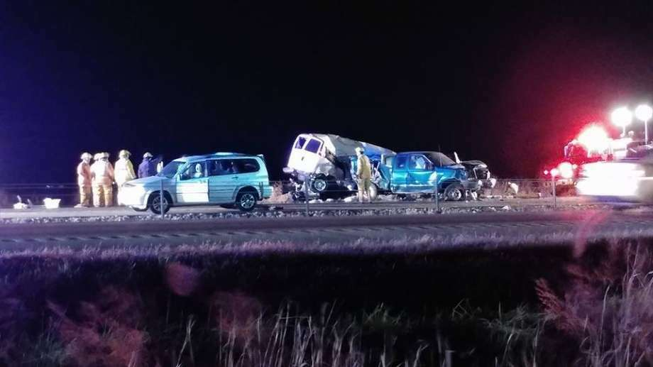 Two victims identified in i 55 accident the edwardsville intelligencer interstate 55 was closed southbound after a multiple vehicle accident tuesday photo intelligencer publicscrutiny Images