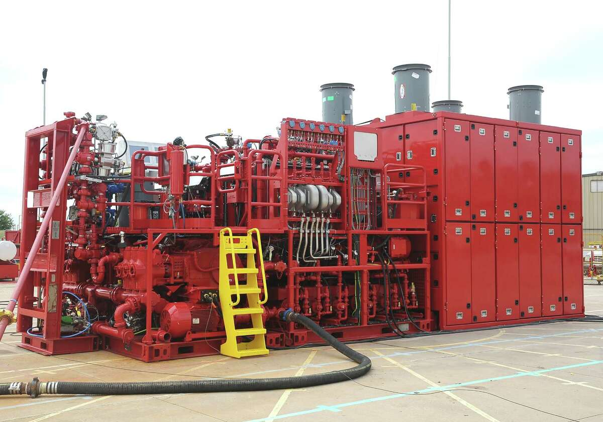 Halliburton's AdvantageOne deepwater cementing system was recognized by the 2017 Offshore Technology Conference.