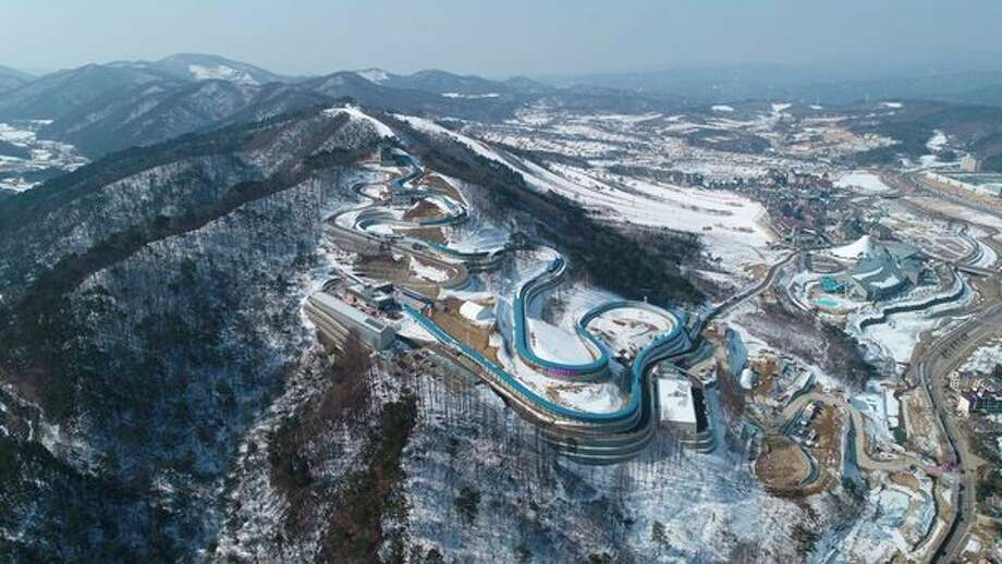 Dow technologies were used in the Alpensia Sliding Center for the Pyeongchang 2018 Olympic Winter Games. (Photo courtesy of Pyeongchang 2018)
