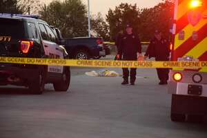 Police on Wednesday responded to a man who was stabbed at a Motel 6 in the 700 block of Hot Wells Boulevard.