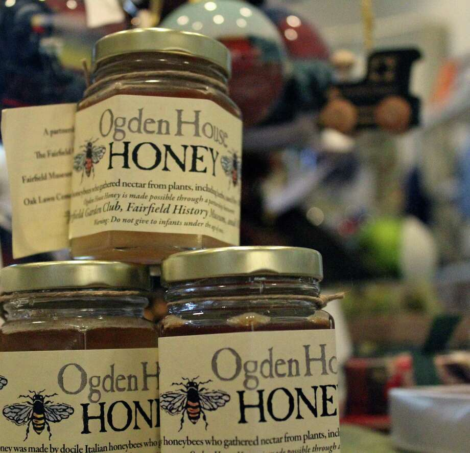 Local gifts can be found at the Fairfield Museum & History Center's gift shop when out taking part in Small Business Saturday. Fairfield,CT. 11/20/17 Photo: Genevieve Reilly / Hearst Connecticut Media / Fairfield Citizen