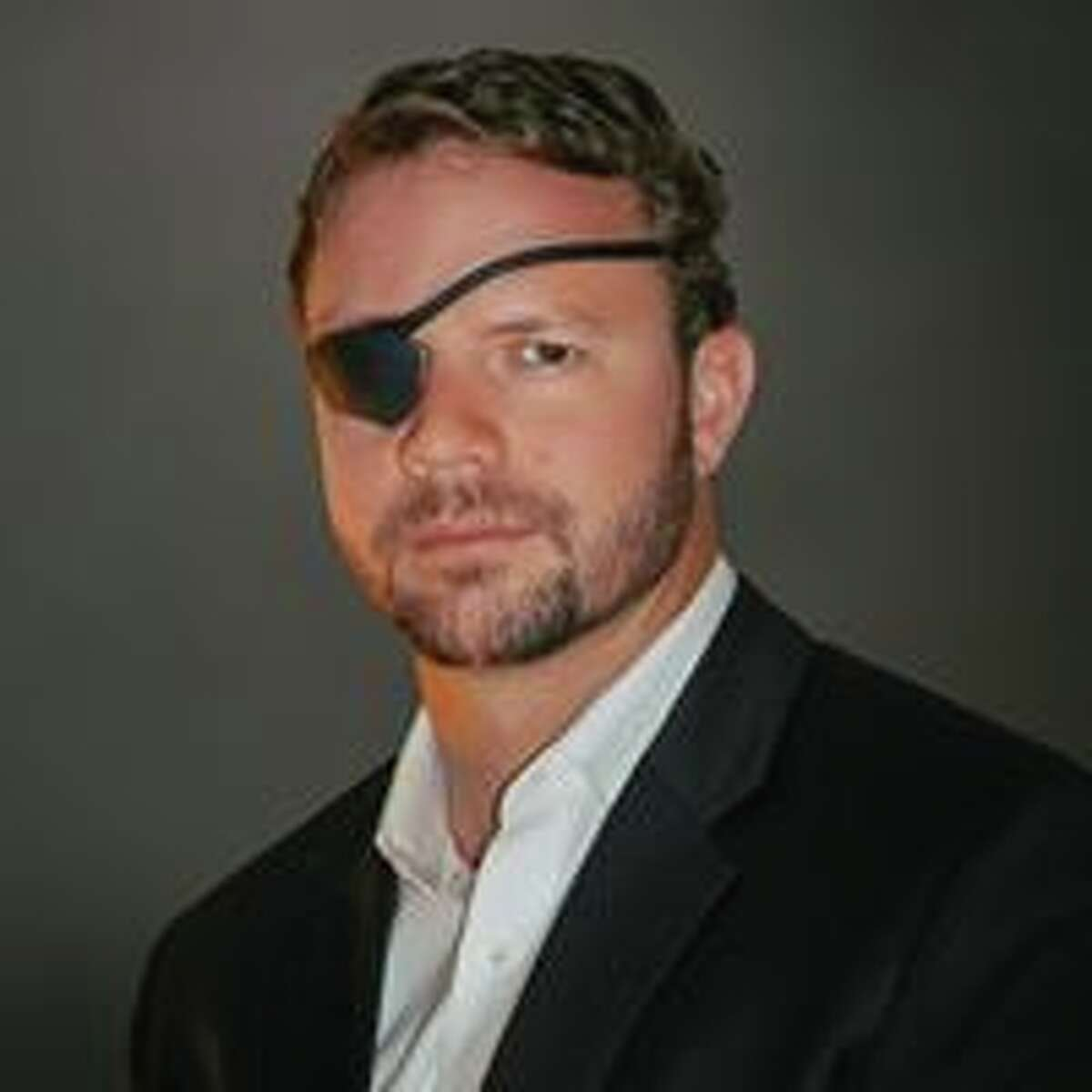 Former Navy SEAL Daniel Crenshaw is vying for the Republican nomination to replace retiring U.S. Rep. Ted Poe.
