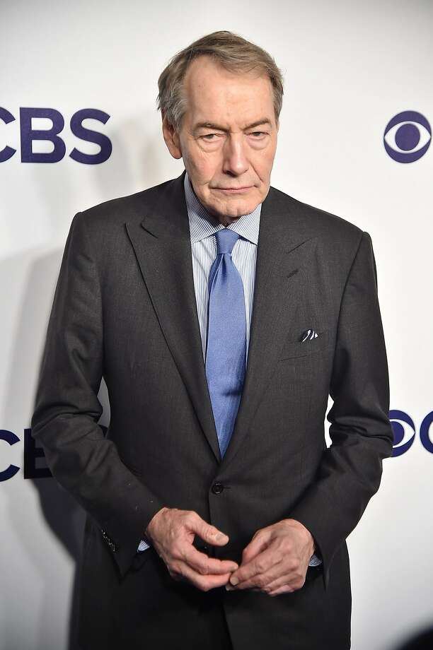The Washington Post says eight women have accused television host Charlie Rose of multiple unwanted sexual advances and inappropriate behavior. CBS News fired Rose and PBS is to halt production and distribution of his show following the sexual harassment report. Photo: Theo Wargo