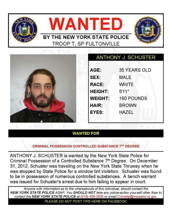Anthony J. Schuster Photo: New York State Police
