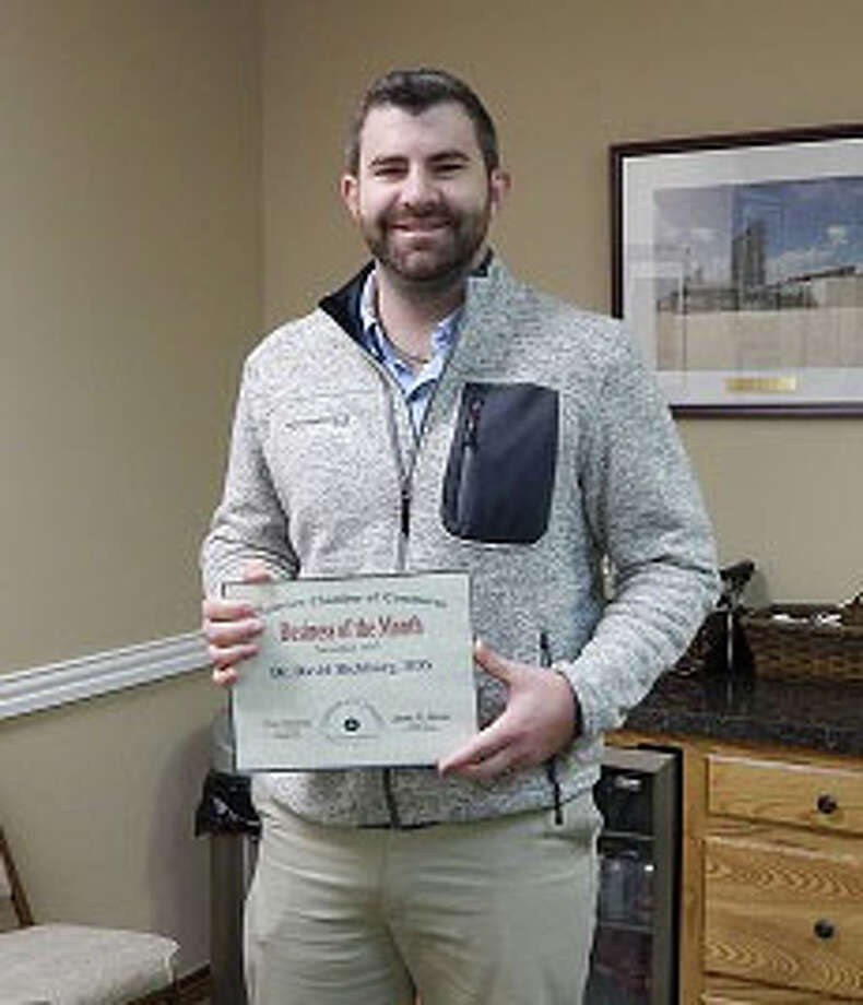 Plainview Chamber of Commerce November Business of the Month is Dr. David Richburg-DDS Photo: William Carroll