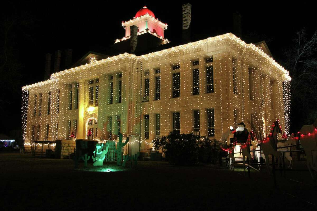Johnson City, the twinkliest town in the hill country, celebrates its 28th annual Lights Spectacular starting Friday.