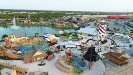 Morgan's Inspiration Island at Morgan's Wonderland, which received about $1.5 million in grants from the San Antonio Area Foundation in 2015, the Foundation's tax return for that year show. Morgan's Wonderland was designed and built for special-needs individuals.