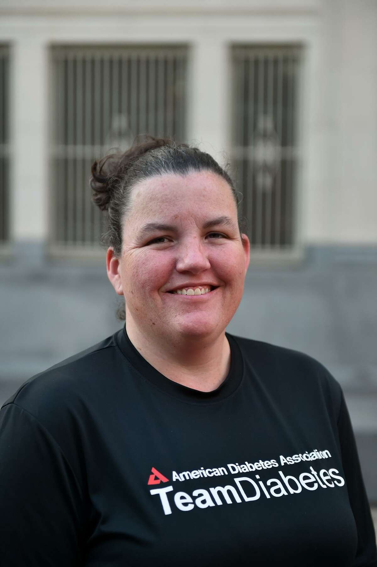 Deirdre Murphy is a volunteer with the American Diabetes Association and has Type 2 Diabetes and now is Management Type 1.