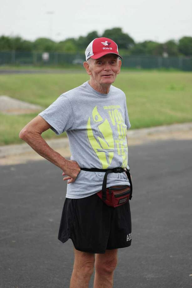 Albert Motz has been named volunteer of the year by San Antonio Sports. Photo: Submitted Photo /