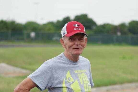Albert Motz has been named volunteer of the year by San Antonio Sports.