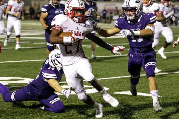Not even a monster game from running back Craig Williams could help Crosby get out of the bi-district round last week, as the Cougars fell to Port Neches-Groves in a 72-69 shootout. The Woodlands was another top team that was given an early exit.