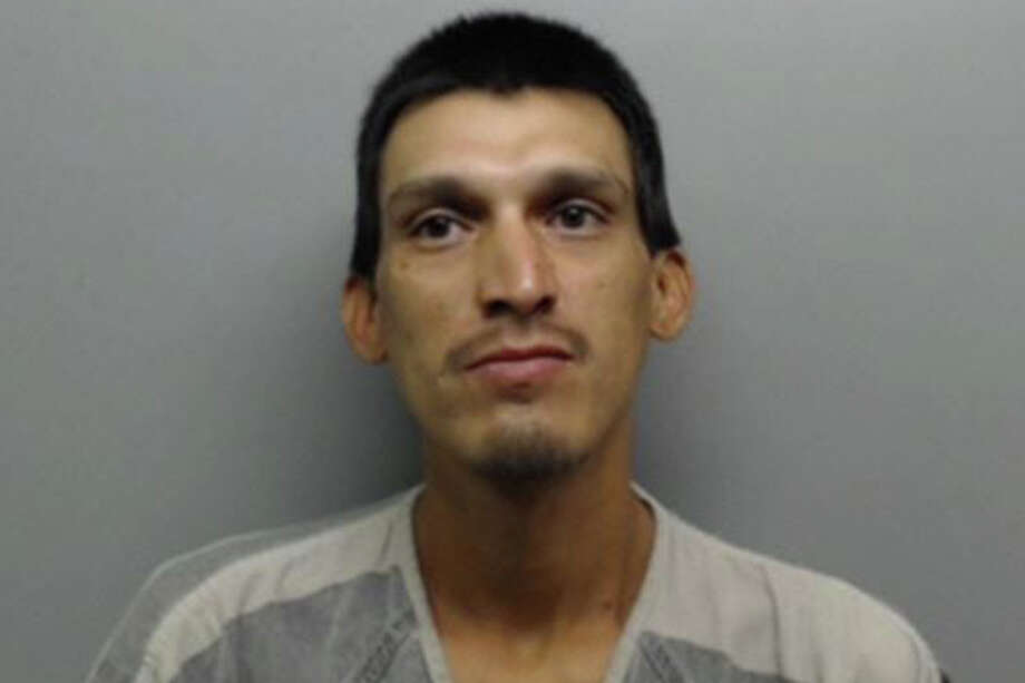 Jose Antonio Alvarado, 30, was charged Friday with 10 counts of theft and eight counts of burglary of a building. Photo: Webb County Sheriff's Office