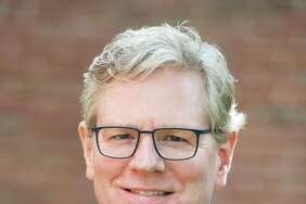 Recently named Greens Farms Academy Head of School Bob Whelan.