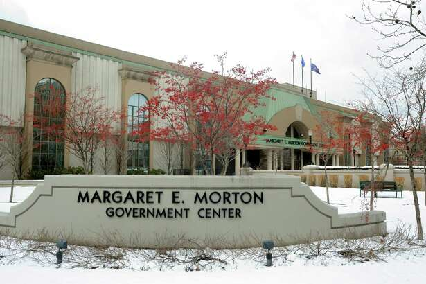 The Margaret E. Morton Government Center at 999 Broad St. in Bridgeport.