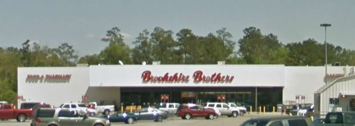 Brookshire Brothers 333 South Highway 96 Score: 93 Violations: Slime in ice chute, no thermometer for cooler, dirty hood vents, dirty walk in cooler, no thermometer in milk cooler.