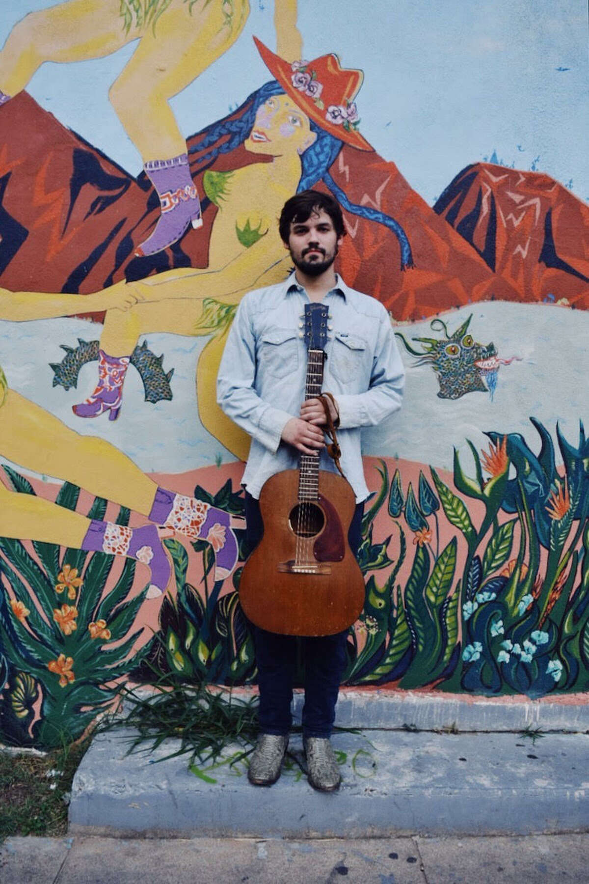 Musician Brandon Luedtke will perform at the Victoria House in Beaumont on Sunday, November 26, 2017. Photo courtesy of Brandon Luedtke