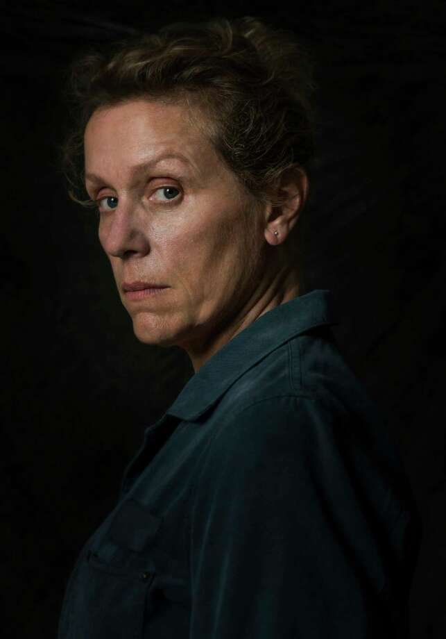"This image released by Fox Searchlight shows Frances McDormand from the film ""Three Billboards Outside Ebbing, Missouri."" (Merrick Morton/Fox Searchlight via AP) ORG XMIT: NYET255 Photo: Merrick Morton / Fox Searchlight"