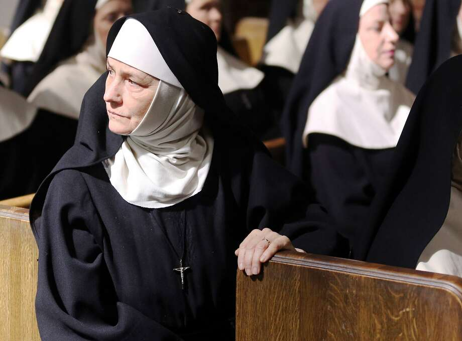 """Melissa Leo stars as Reverend Mother in """"Novitiate."""" Photo: Sony Pictures Classics"""