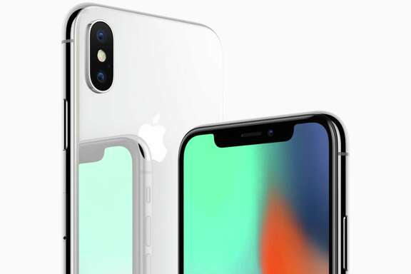 The iPhone X is Apple's highest-end smartphone.