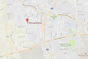 Dozens of crews are responding to a fire on San Antonio's West Side on Wednesday, Nov. 22, 2017.