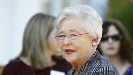 Alabama Gov. Kay Ivey says she has no reason to not believe the women accusing Senate candidate Roy Moore of sexual misconduct with teenage girls, but says she will vote for him anyway because the Senate needs Republicans. This is the victory of tribalism over morality.