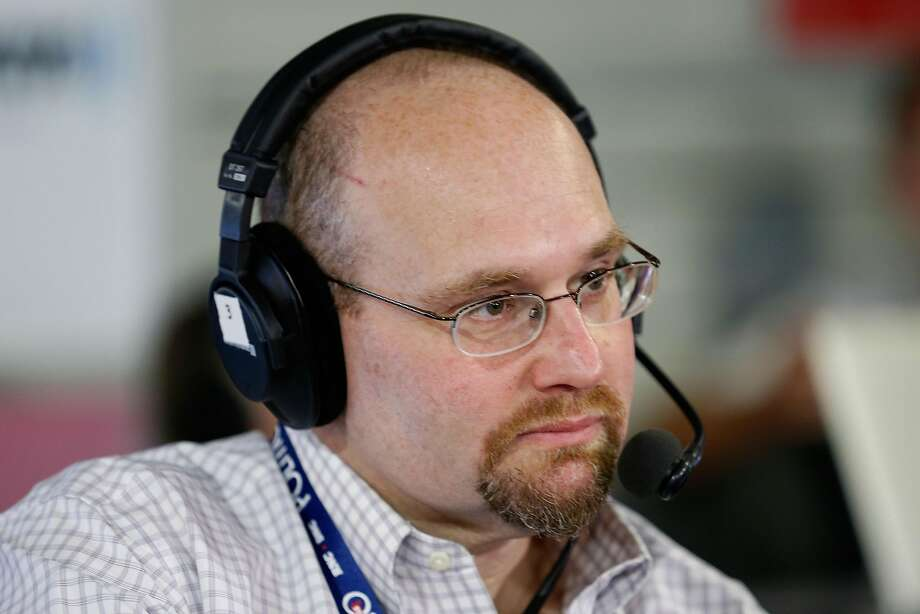 """New York Times White House reporter Glenn Thrush is accused of making drunken, unwanted advances on women. He disputes some of the accusations but has said he had had a drinking problem and apologized for """"any situation where I behaved inappropriately."""" Photo: Kirk Irwin"""