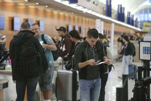 San Antonio International Airport just recorded its 17th straight month of passengers growth with more than 810,000 travelers passing through the airport in November.
