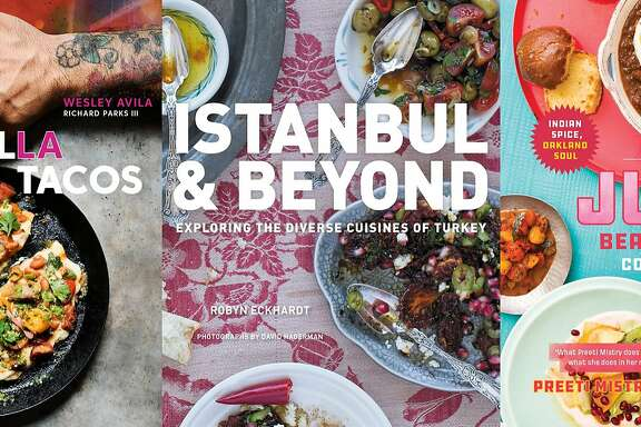 The Chronicle picks for the best cookbooks of 2017