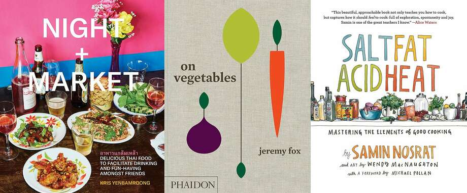 The Chronicle picks for the best cookbooks of 2017 Photo: Via Various Publishers